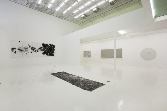 Visible Soul: The Fourth Chinese Abstract Art Exhibition Installation View