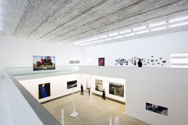 The Fourth Exhibition of A+A Installation View