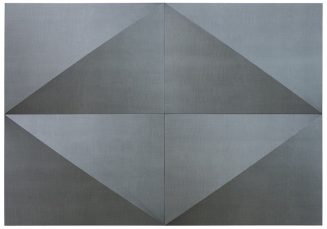 Untitled, 2009, Drawing on canvas, 280 x 400 cm